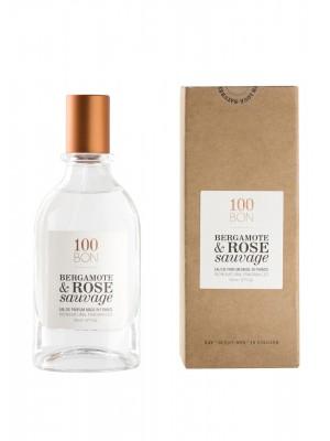 Eau de Parfum Bergamote & Rose Sauvage