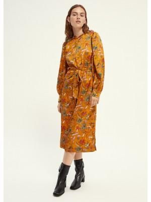 Robe n°163856 Midi Printed